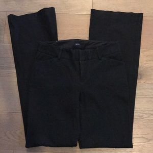 Gap stretch modern fit flare black size 2L